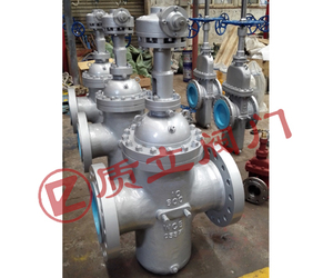 API 6D Throuht Conduit Gate Valve 900LB