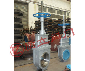 Fully welded Flat gate valve