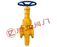 Gas Flat Gate Valve,Non-rising Stem Flat Gate Valve